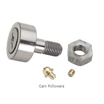 INA STO17 Crowned & Flat Yoke Rollers