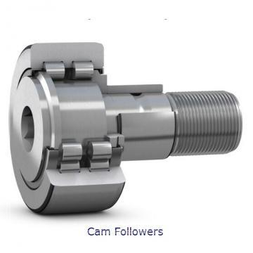 Koyo CRHS-12 Crowned & Flat Cam Followers