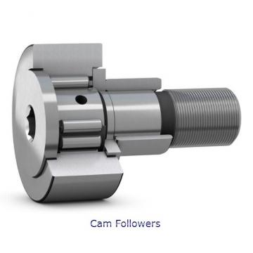 INA KR22-X Crowned & Flat Cam Followers