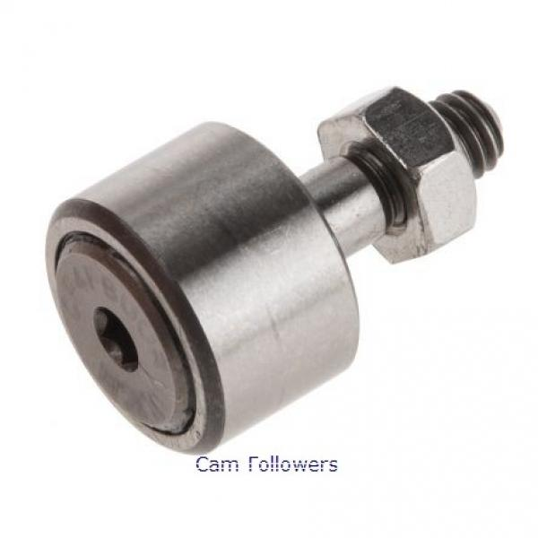 INA KRV16-PP Crowned & Flat Cam Followers #1 image